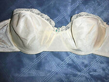 38C The Lovable Company Lightly Lined Underwire Strapess Bra 3450