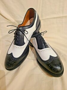 "Allen Edmonds ""Broadstreet"" Shoes, New Old Stock, Unworn, Estate Collection, 11E"