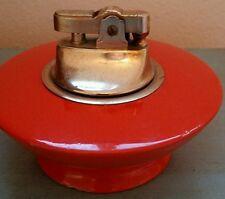 Vintage Ceramic Cigarette Lighter  HO-TA-RI=U  Made in Japan