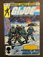 G.I JOE 2ND PRINT MINT High Grade Marvel Comic Book CL81-178