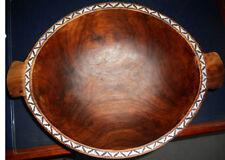 Wooden Ethnographic Antique Bowls