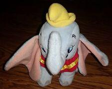 Disney Dumbo Beanbag Stuffed Animal Elephant Plush Toy