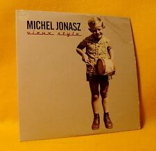 PROMO Cardsleeve Single CD Michel Jonasz Vieux Style 1TR 2002 Pop Chanson RARE !