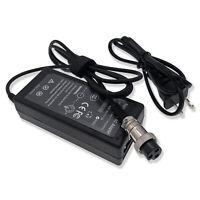 New 36 Volt 1.5A Battery Charger For Electric Scooter Bike 36V Mini Pocket Razor