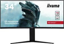 "iiyama G-Master Red Eagle GB3466WQSU-B1 34"" UWQHD VA FreeSync HDR400 144Hz"