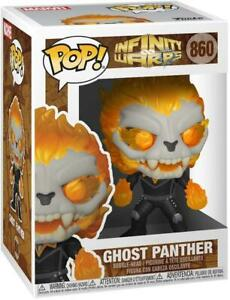 Funko Pop! Infinity Warps: Ghost Panther