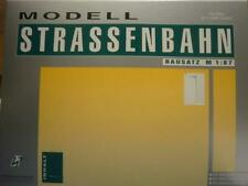 H & P 1:87 STRASSENBAHN TATRA T6/B6 modernisiert unlackiert