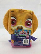 Paw Patrol Hooded Towel Wrap: Pink   Skye (SH28-12)