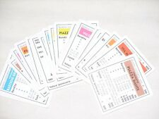 un terreno contratto carta monopoli in EURO moderno pezzi ricambio parti ricambi