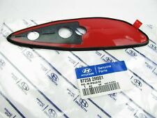 New OEM Rear Right Passenger Side Spoiler Pad For 11-15 Genesis Coupe 872582M001