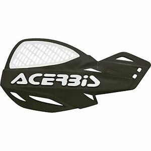 Acerbis Uniko Vented Handguards Black