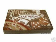 Las Vegas Vintage Playing Cards Poker Deck Casino Dice