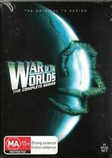 WAR OF THE WORLDS THE COMPLETE SERIES - NEW & SEALED 11 DVDS - FREE LOCAL POST