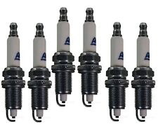 Set Of 6 Spark Plugs AcDelco For Caddy CTS Chrysler 300M Dodge Charger V6