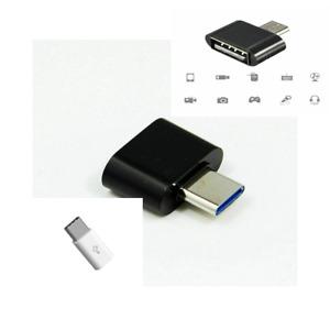 Adattatore Convertitore OTG da femmina USB / Micro a Maschio Type-c per Samsung