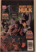 GIANT-SIZE HULK #1 Planet Hulk (2006) Marvel Comics FINE+