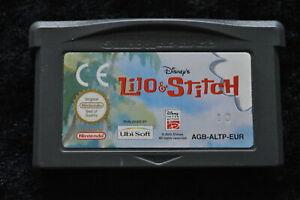 Disney's lilo en stitch Gameboy Advance Card Only