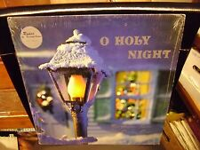 O Holy Night LP Radex in Freeport IL VG+ Top Hit Silent Night In Shrink