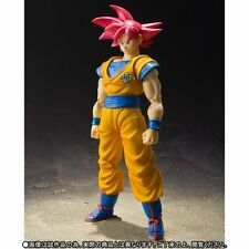 Dragon Ball Z Super Saiyan God Son Goku Figure Gokou  B2