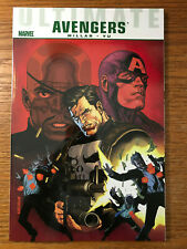 Ultimate Comics Avengers Crime and Punishment Marvel 2011 Trade Paperback TPB
