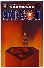 SUPERMAN: RED SON #1(2003)1st SUPERMAN/BATMAN(EARTH-30)CGC WORTHY(9.8)MILLAR!!!!