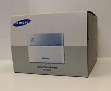 (wi1) Samsung SPP-2020B Photo Printer with Bluetooth