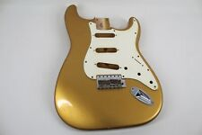 MJT Official Custom Vintage Age Nitro Guitar Body Mark Jenny VTS Firemist Gold
