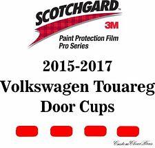 3M Scotchgard Paint Protection Film Pro Series 2015 2016 2017 Volkswagen Touareg