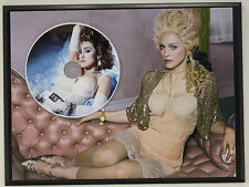 MADONNA Ltd Edition Picture Disc Poster Art Display Free Shipping