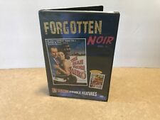 Forgotten Noir Vol 4 Kit Parker Double Features The Man From Cairo DVD Movies