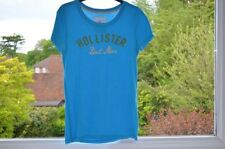 Hollister Patternless Plus Size T-Shirts for Women