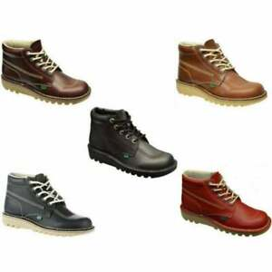 Kickers Kick Hi M Core Mens Boots in Various Colours and Sizes
