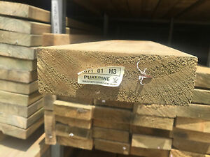 Treated Pine H3 F7 MGP10 140x45 Prime NZ Stock Decking Joists Fence Deck
