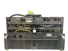 DYNACORD L2400 POWER AMPLIFIER W/POWER CORD #6247 #6248 (ONE)