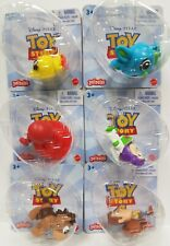 Mattel Toy Story complete SET OF 6 new in package Mini Figures*