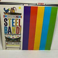 Rupert Sterling & His Steel Band: Mount Vernon Music LP 1962 (Reggae / Calypso)