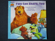 TWO CAN SHARE, TOO (Bear in the Big Blue House (Paperback Simon & Schuster)) [..