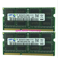 Samsung 16GB (2X8GB) DDR3  For Late 2011 Early 2011 MacBook Pro A1286 MD322LL/A
