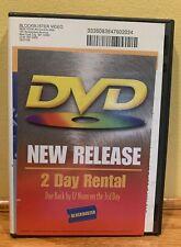 Blockbuster New Release Dvd Xxx Vin Diesel / Nyc Amsterdam Ave