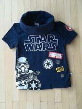 Star Wars Shirt Gr110 blau