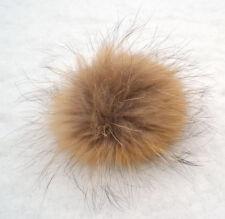 Cappelli da donna marrone con pelliccia