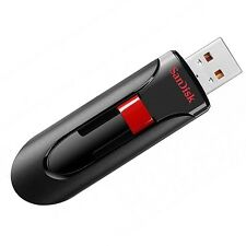 Z60 64GB SanDisk Cruzer Glide USB Flash Drive Memory Pen SDCZ60-064G Genuine 64G