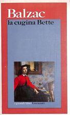 La cugina Bette - Honoré de Balzac - Garzanti 6036