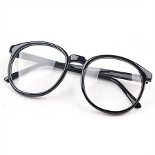 Vintage Unisex Men Women Retro Round Frame Charm New Eyeglasses Glasses Cute