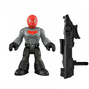 Red Hood  Fisher-Price  Imaginext DC Super Friends Series 1 with accessory #2
