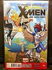 Wolverine & the X-Men #20  Marvel Comic Book  VF+/NM  2013