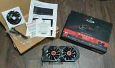 XFX AMD Radeon RX 580 GTS GAMING OC XXX DUAL BIOS 4GB GDDR5 GPU VIDEO CARD