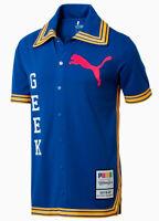 PUMA x Fashion Geek NBA 2019 - 20 All Star Game Warm Up Shirt Men's Large NWT