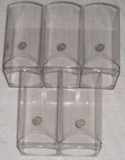 (5) 1-800 Oem Candy Machine Canisters for 1800 Vending
