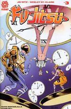 Fu Jitsu #3 Comic Book 2017 - Aftershock Comics